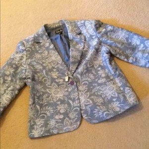 Jacket by Rafaella